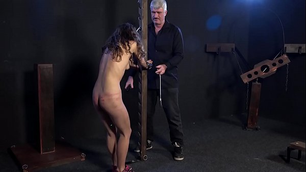 Caning, Caned, Slaves