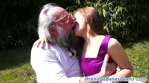 Grandpa, Teen creampies