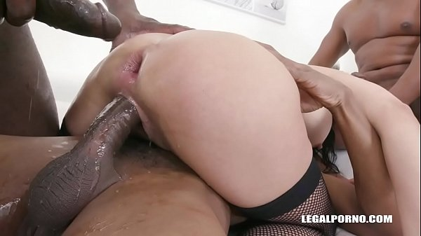 Pissing, Double anal