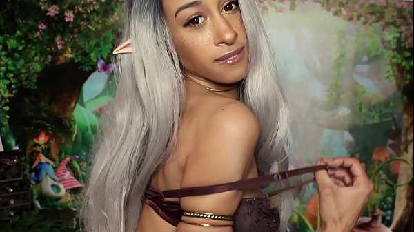 Cosplay, Forest, Creampied