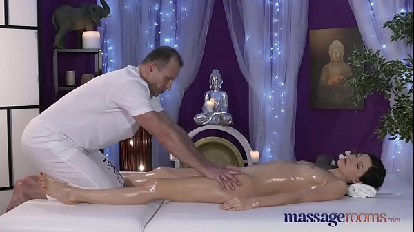 Pussy orgasm, Massage room, Hairy pussy