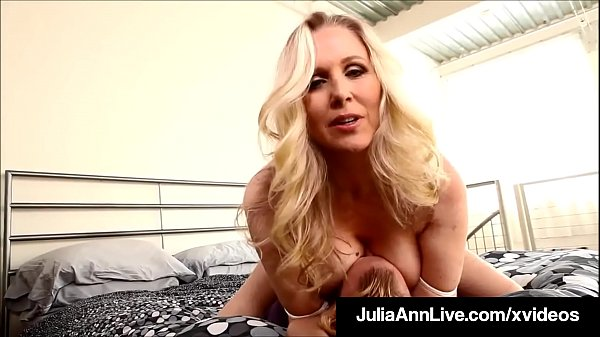 Anne, Julia ann, Julia, Milf anne, Hot milf