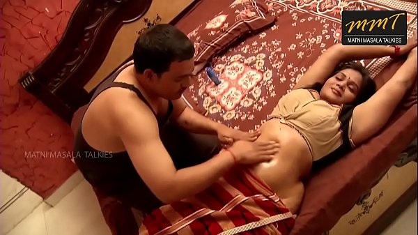 Indian aunty, Indian massage