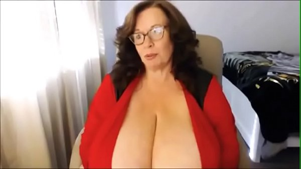 Webcam milf, Huge boobs, Huge boobed