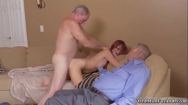 Grandpa, Amateur threesome