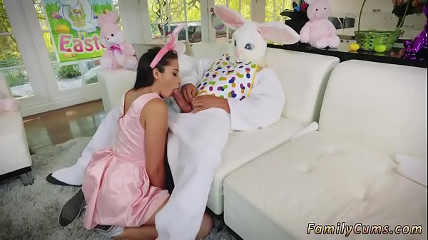 Anal teen, Uncle, Bunny