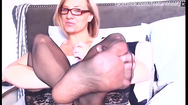 Stocking, Black stockings, Milf stockings