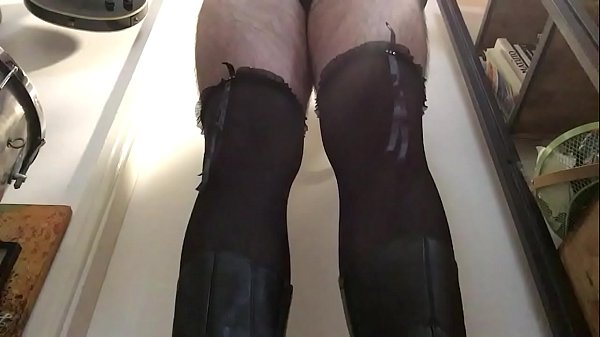 Gloves, Glove, Sissy, Boots, Panty