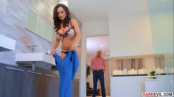 Anne, Lisa ann, Johnny sins, Johnny, Milf anne